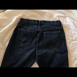 Gap Original Long and Lean Jean / dark wash